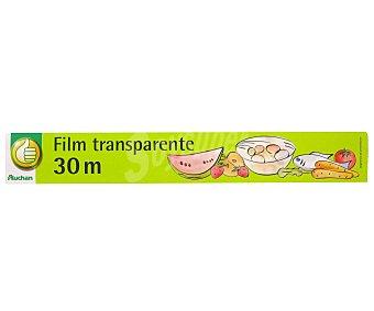 Productos Económicos Alcampo Film transparente 30 metros 1 ud