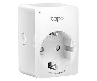 TP-LINK Mini enchufe inteligente wifi, control remoto, programación, control de voz Tapo P100