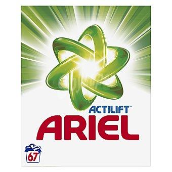 Ariel Detergente polvo 67 Cacitos
