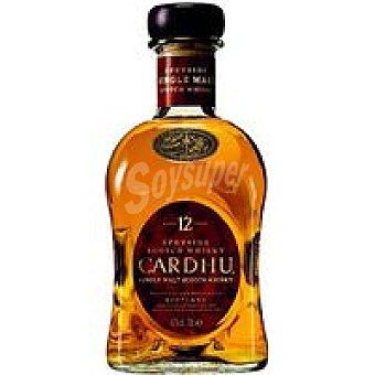 Cardhu Whisky 12 años botella 70 cl