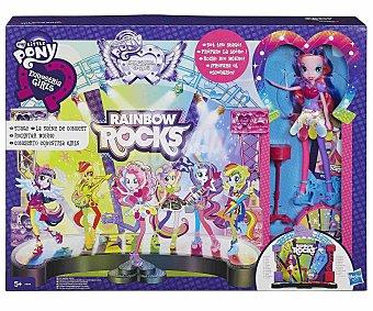 My Little Pony Concierto de las Equestria Girls 1 Unidad