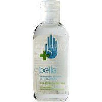 Belle Gel limpiador manos sin aclarado 75 ml