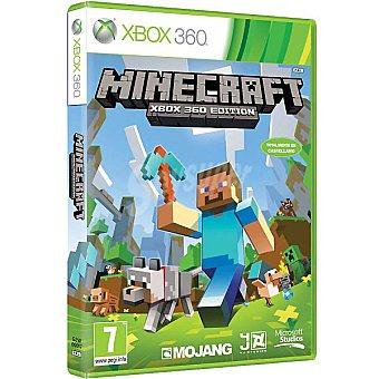 XBOX 360 Videojuego Minecraft 1 unidad