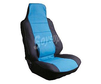 ACCEMOVIL Respaldo universal con reposacabezas y refuerzo lumbar, modelo Best cushion II 1 unidad