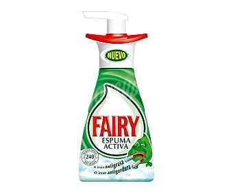FAIRY Lavavajillas espuma dosificador 375 ml