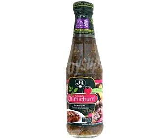 J.R.285 Salsa chimichurri con Omega 3, especial para carnes y churrascos Mililitros