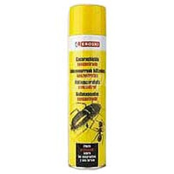 Eroski Cucarachicida efecto prolongado Spray 800 ml