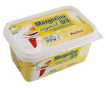 Auchan Margarina vegetal 500g