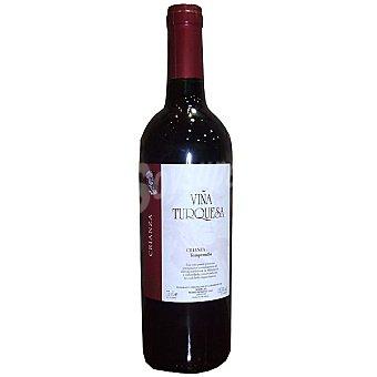 Viña Turquesa Vino tinto crianza de Valencia Botella 75 cl