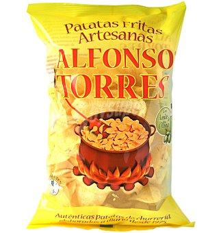 Alfonso Torres Patatas artesanas sal 60 g