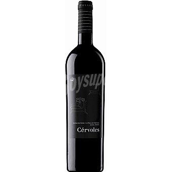 CERVOLES Vino tinto D.O. Costers del Segre botella 75 cl 75 cl