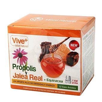 Viveplus Propolis y Jalea Real + equinacea viales 12 ud
