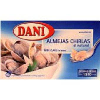 Dani Almeja-chirla natural Lata 63 g