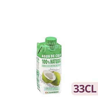 Chaokoh Agua de coco 100% natural Brick 330 ml