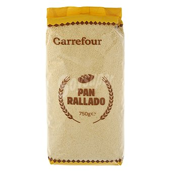 Carrefour Pan rallado 750 g