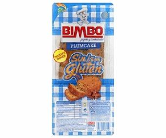 BIMBO Plum Cake sin gluten 350 Gramos
