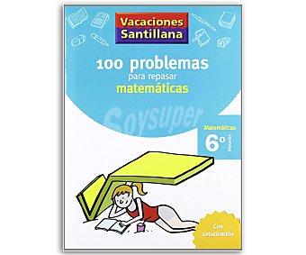 SANTILLANA Matemáticas 6º 1 Unidad