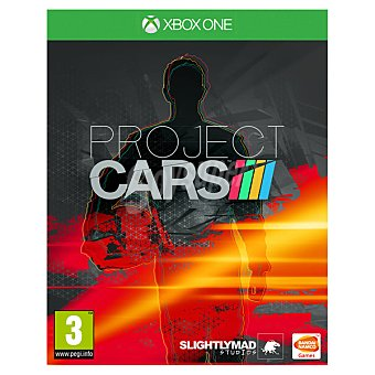 XBOX ONE Videojuego Project Cars para Xbox One