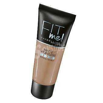 Maybelline New York Fit Me Fdt Liquid Nu 250 Pack 1 unid