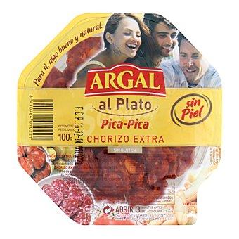 Argal Plato de chorizo regio Bandeja 100 g