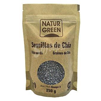 Naturgreen Semillas de chía ecológicas 225 G 225 g