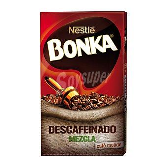 Bonka Nestlé Café molido descafeinado mezcla Paquete 275 gr