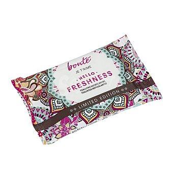 Bonté Hello freshness toallitas refrescantes Envase 10 uds