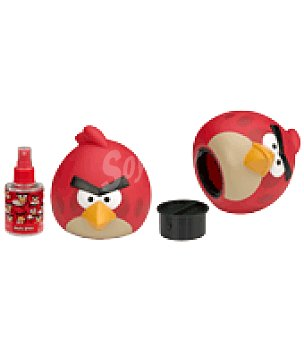 Angry Birds Colonia spray infantil Red 100 ml