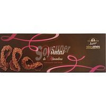 Segura Virutas de almendra con chocolate Caja 100 g