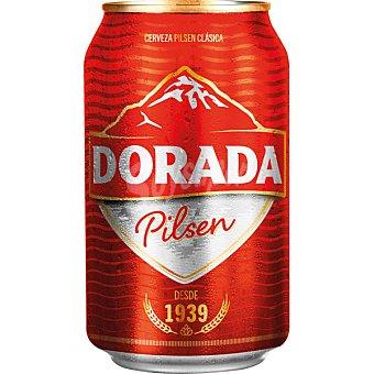 DORADA Cerveza pilsen clásica 33cl