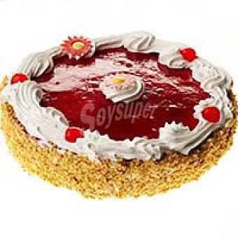 Eroski Tarta de fresa 1.400 g