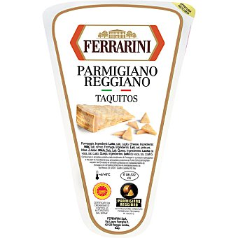 Ferrarini Queso parmigiano reggiano en taquitos Envase 200 g