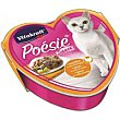 Pavo en salsa de queso para gato Lata 85 g Poésie Vitakraft