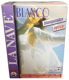 La Nave Blanqueador ropa polvo mano/máquina Caja 6 sobres
