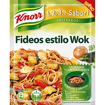 Knorr Sazonador de fideos estilo wok Sobre 30 g