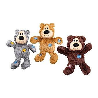 KONG Juguete para perros oso en modelos surtidos talla S-M 1 unidad
