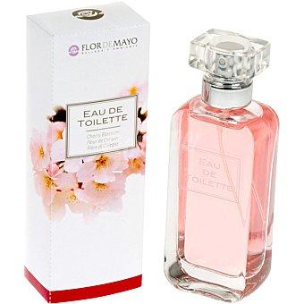 Flor de Mayo Eau de toilette femenina Cherry Blossom Frasco 50 ml