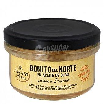 De nuestra tierra Bonito del norte en aceite de oliva 167 G 167 g