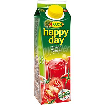 Rauch happy day Zumo de tomate 100% Envase 1 l