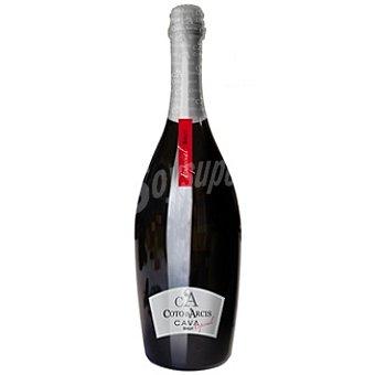 Coto d'arcis Cava brut especial Botella 75 cl