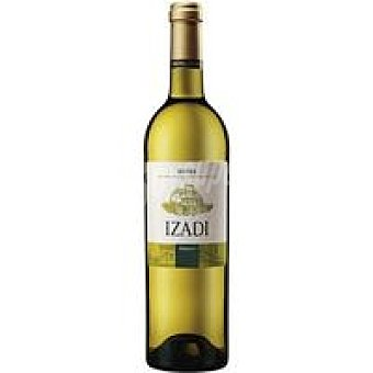 Viña Izadi Vino Blanco ferm. en barrica Rioja Botella 75 cl