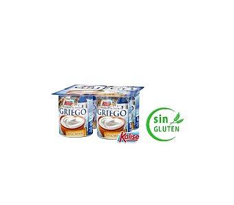 Kalise Yogur griego azucarado Pack 4X125G