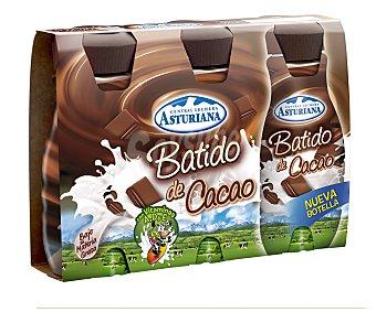 C.L. ASTURIANA Batido cacao 3x200ml