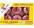 Galletas Nube teacakes tunnock´s 6 uds. x 24 g Tunnock's