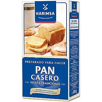 Harimsa Harina de trigo preparada para pan casero 500 g
