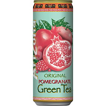 Arizona Green Tea con granada Lata 35,5 cl