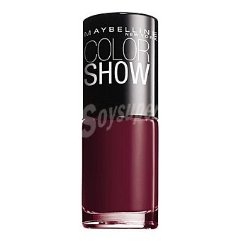 Maybelline New York Laca de uñas colorshow nº 352 downtown red 1 ud