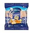 Croissants con mantequilla envasados individualmente 10 unidades Bolsa 300 g La Bella Easo