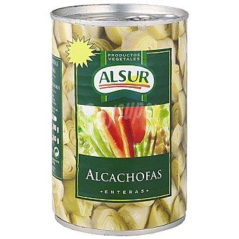 Alsur Alcachofas 12-14 piezas Lata 240 g neto escurrido