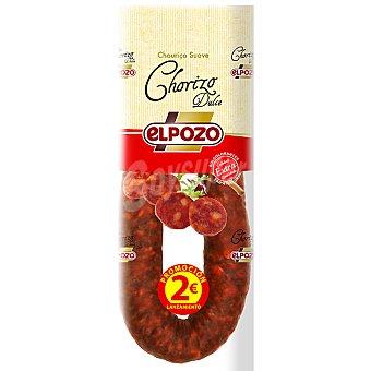 ElPozo Chorizo extra sarta dulce Envase 225 g